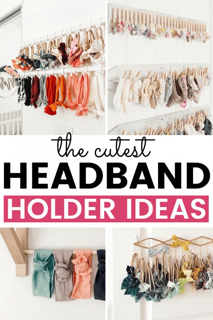 headband holder ideas